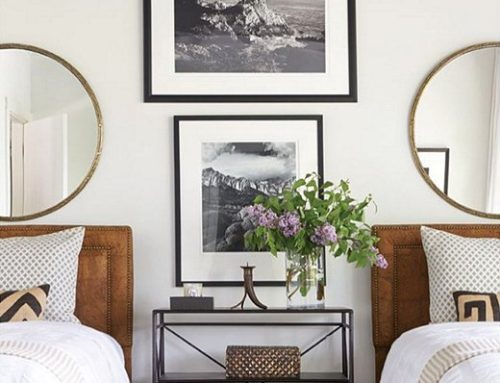 ROUND MIRROR ROUNDUP : HOW TO USE A MIRROR TO ADD A CLASSIC YET MODERN LOOK AT HOME